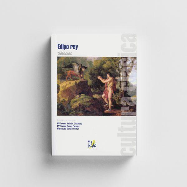 Libro Cultura Clásica: Edipo rey., Editorial Tilde