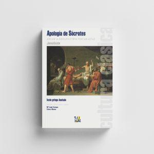 Libro, Cultura Clásica: Apología de Sócrates., Editorial Tilde