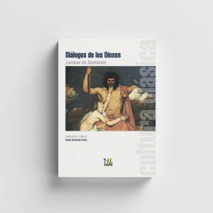 Libro, CULTURA CLÁSICA: Diálogos de los dioses. , Editorial Tilde