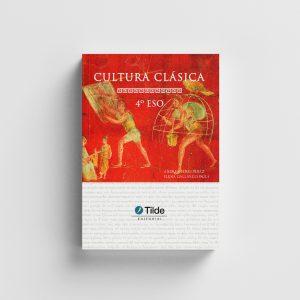Cultura clásica 4 ESO-Editorial Tilde