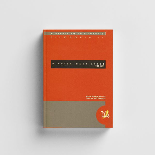 Maquiavelo, editorial TIilde