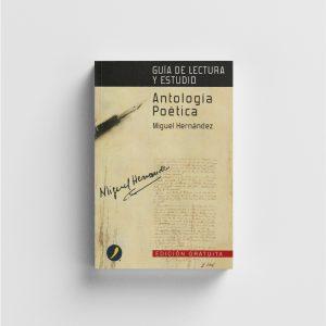 LIBRO Antología Poética. Miguel Hernández