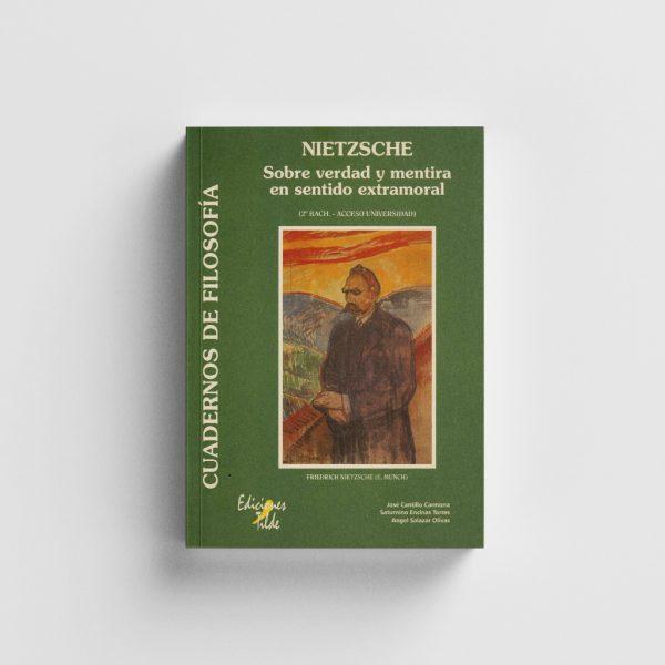 Libro Nietzsche : Sobre verdad y mentira en el sentido extramoral